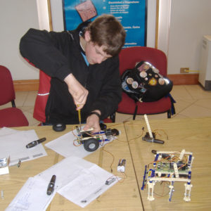 Configuración de robot