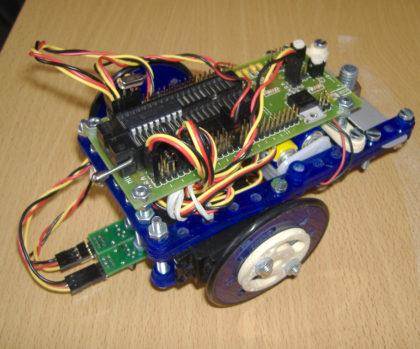montaja de componentes