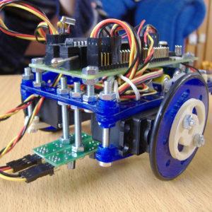Roboto Vehículo