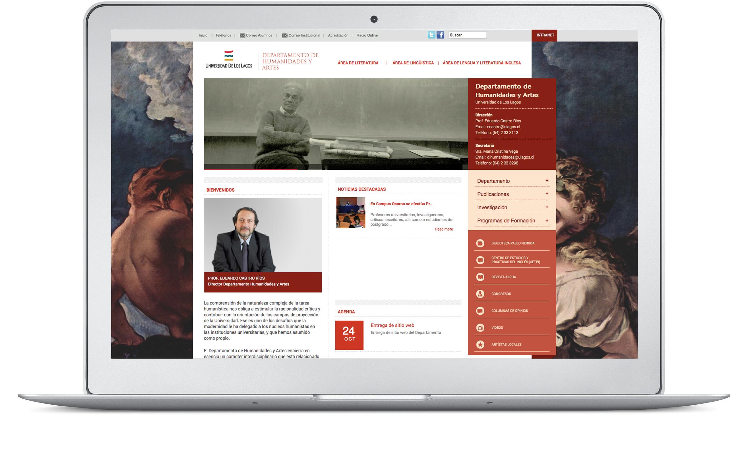 web-humanidadesyartes