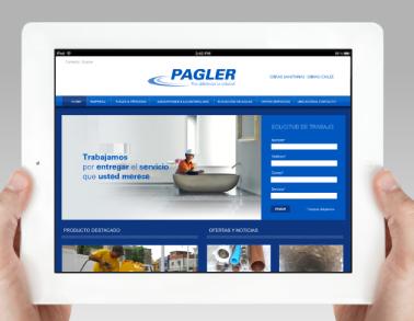pagler-web
